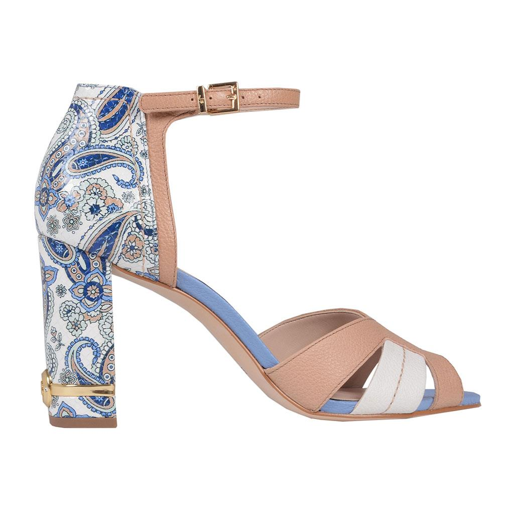 Sandália azul celeste V19 2