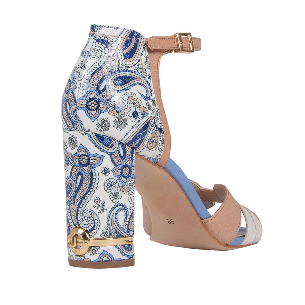 Sandália azul celeste V19 3