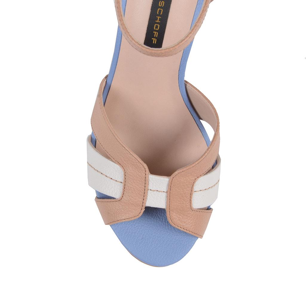 Sandália azul celeste V19 4