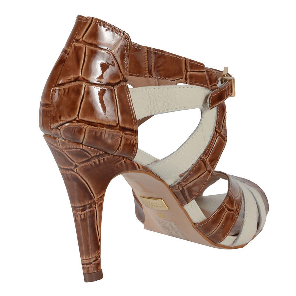 Sandália croco 3