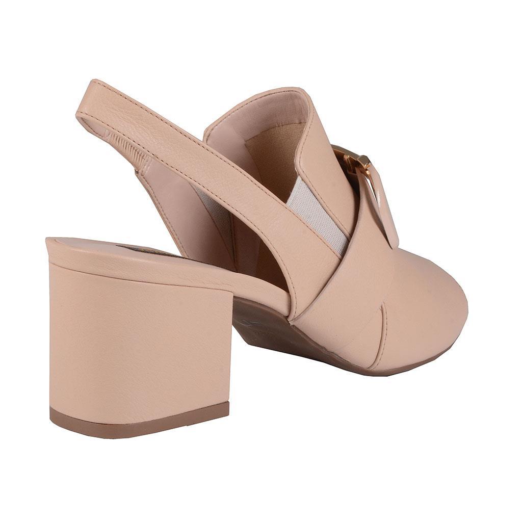 Sandália slingback blush I19 3