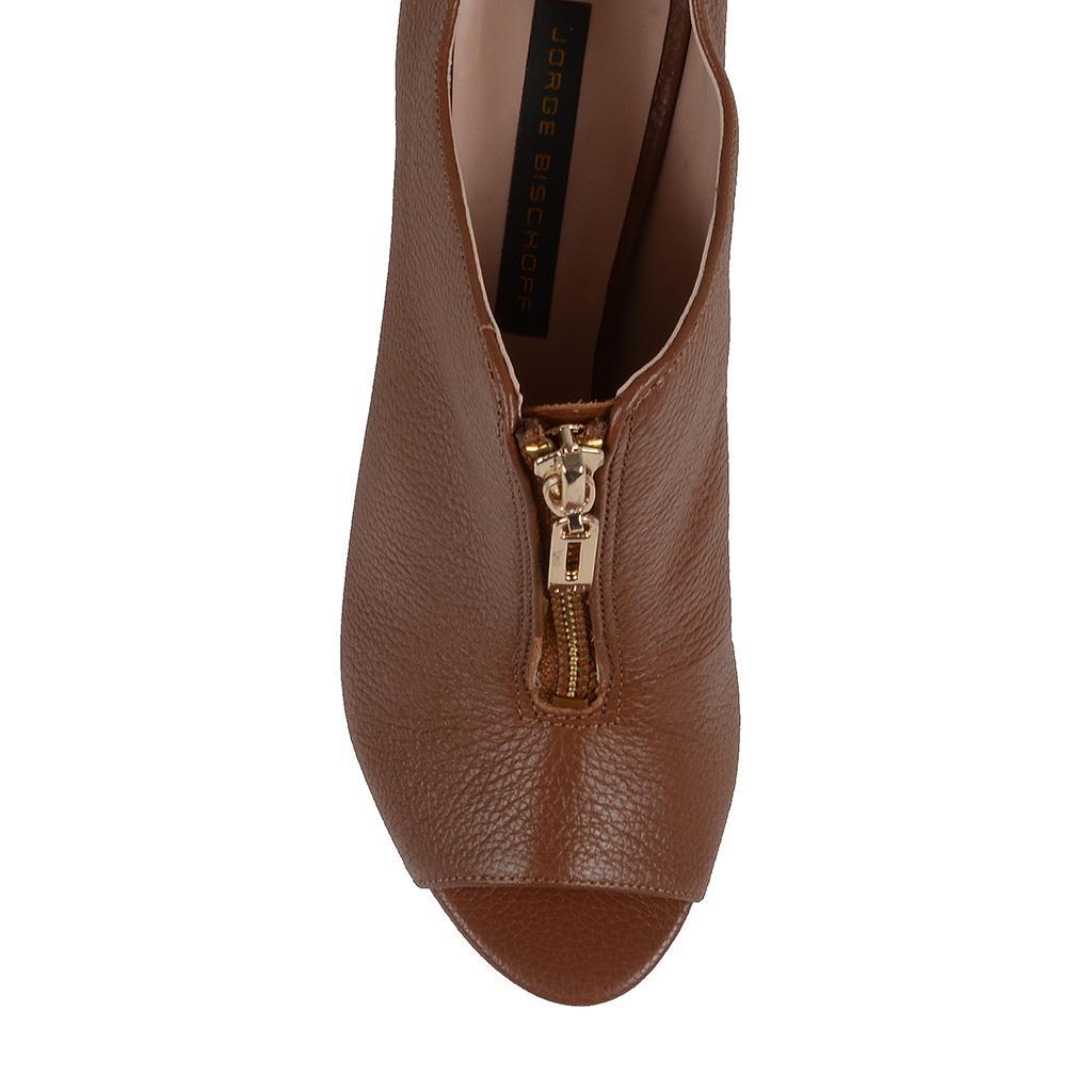 Open boot conhaque 2