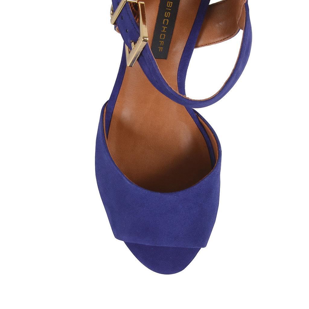 Sandália violeta V19 4