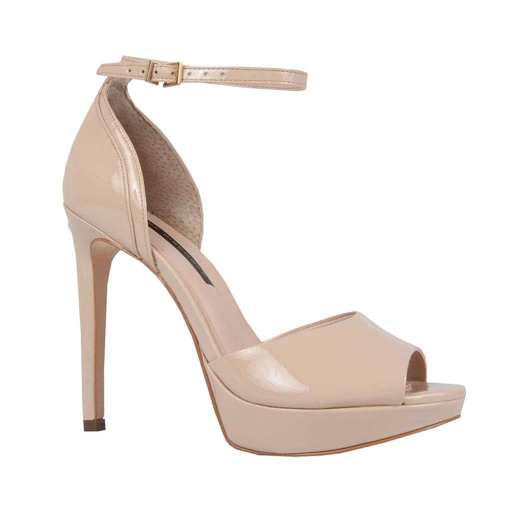 Sandália creme V19