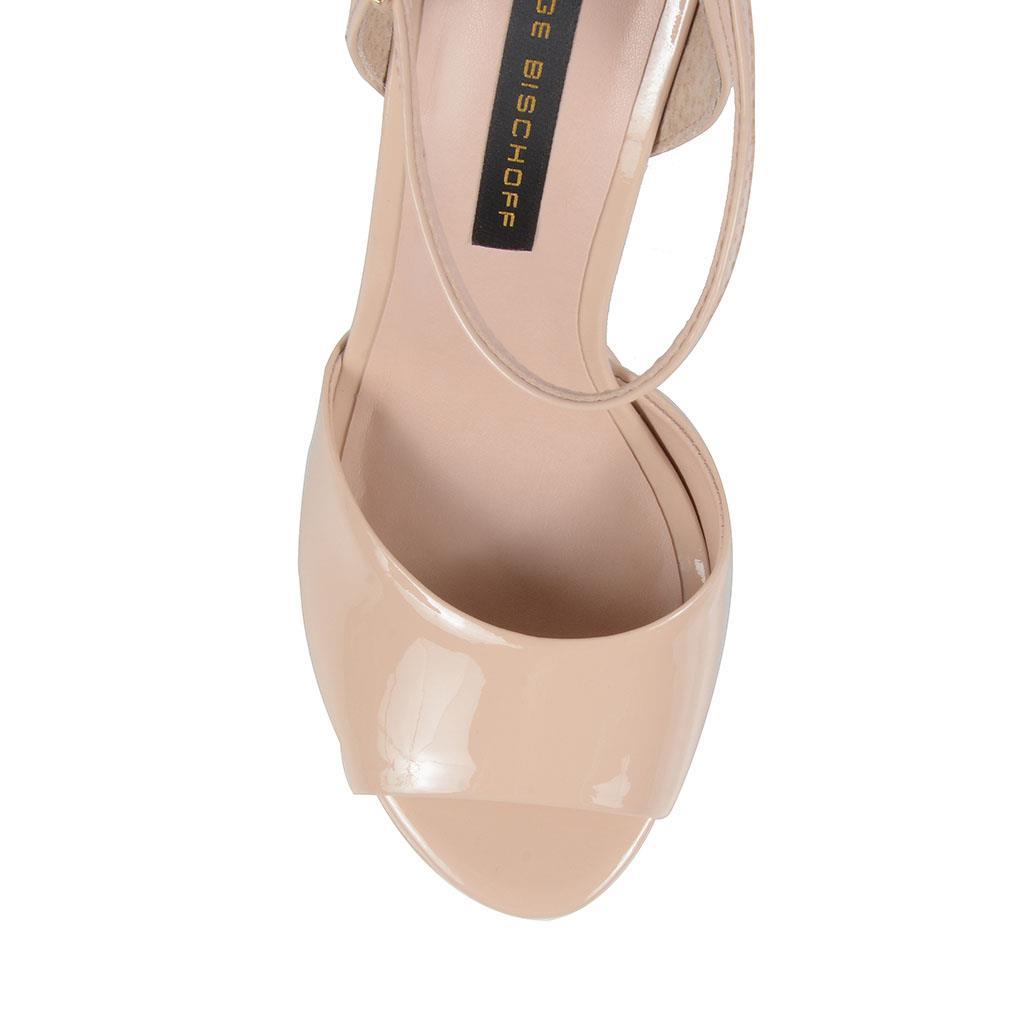 Sandália creme V19 4
