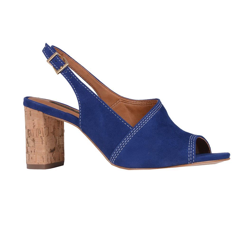 Sandália azul índigo V19