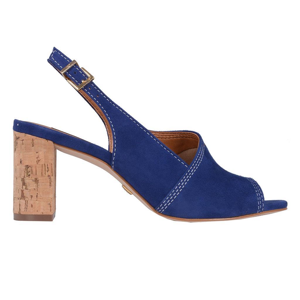 Sandália azul índigo V19 2