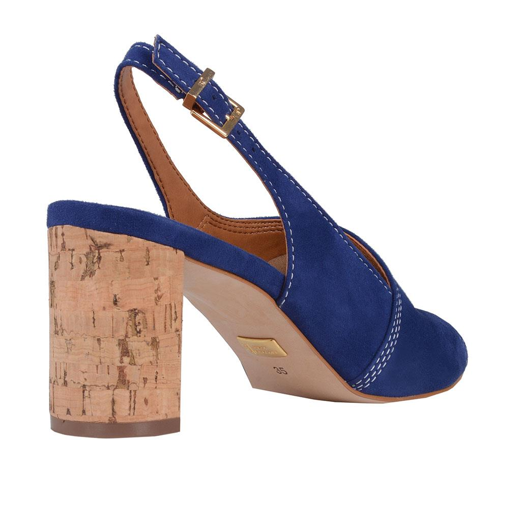 Sandália azul índigo V19 3