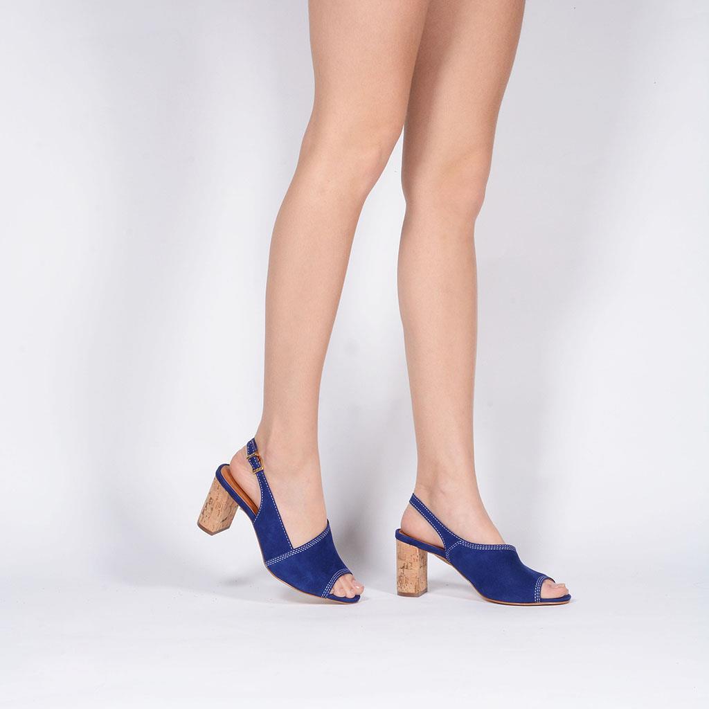 Sandália azul índigo V19 6