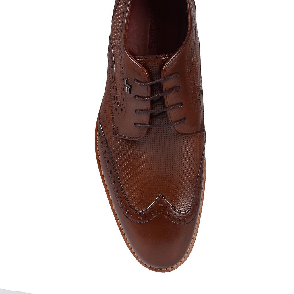 Sapato Oxford Brogue Whisky V20 2