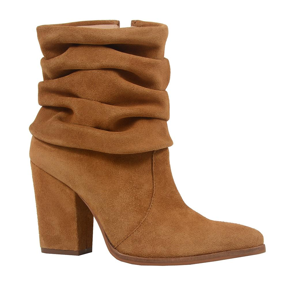 Bota Slouch Boot Bege