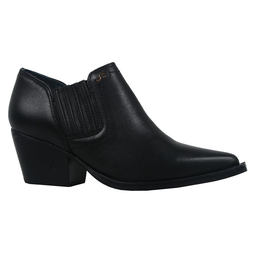 Ankle boot preta I19
