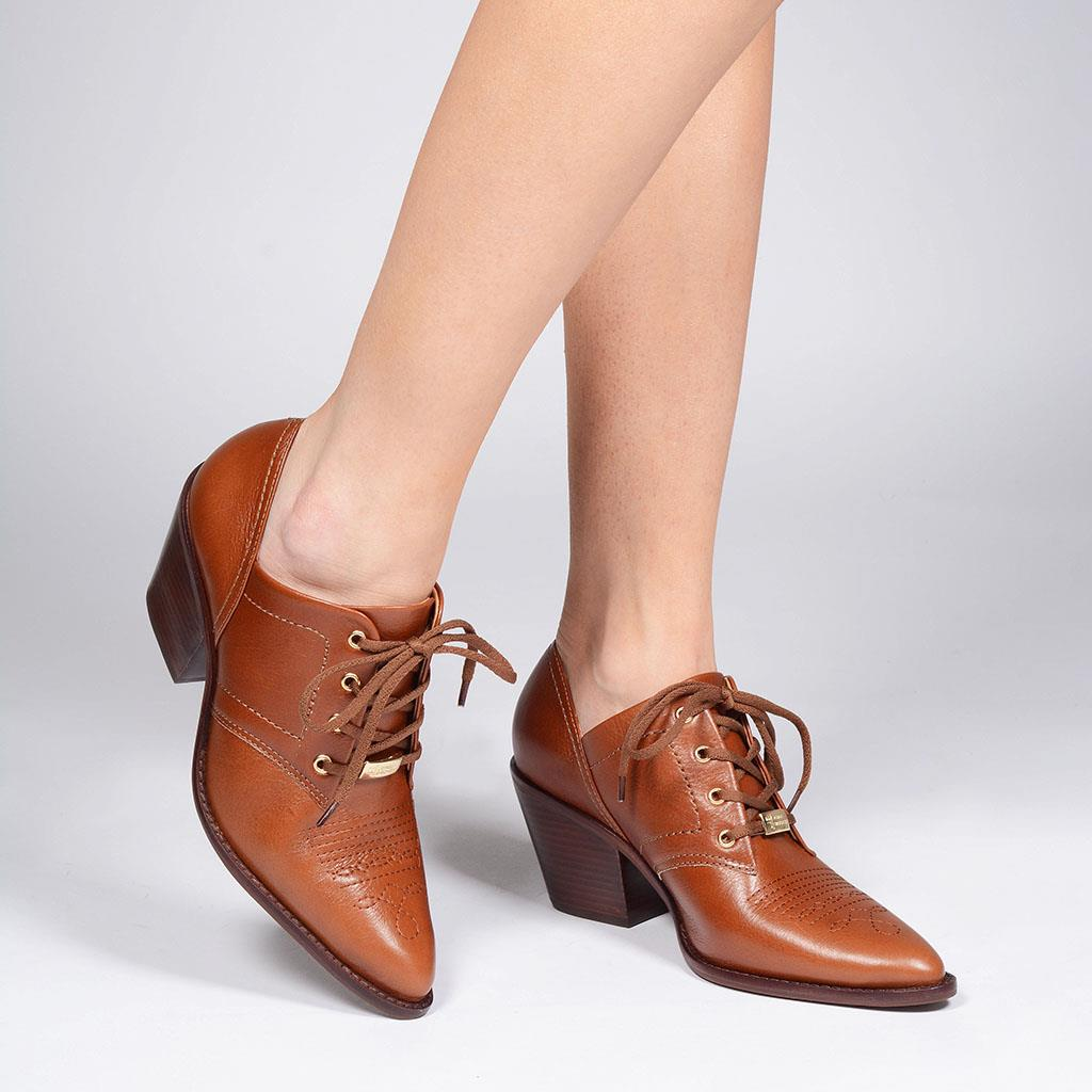 Ankle boot country cacau I19 6