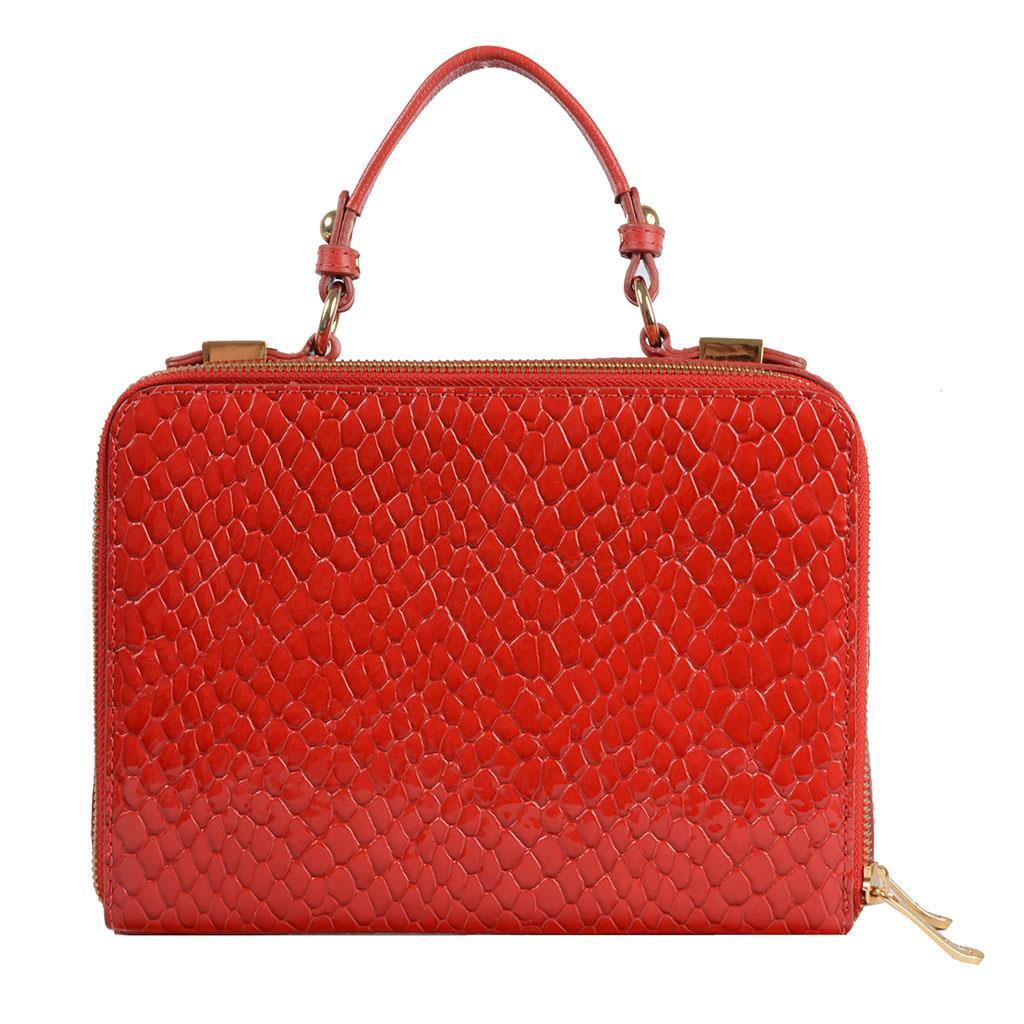 Bolsa vermelha 4