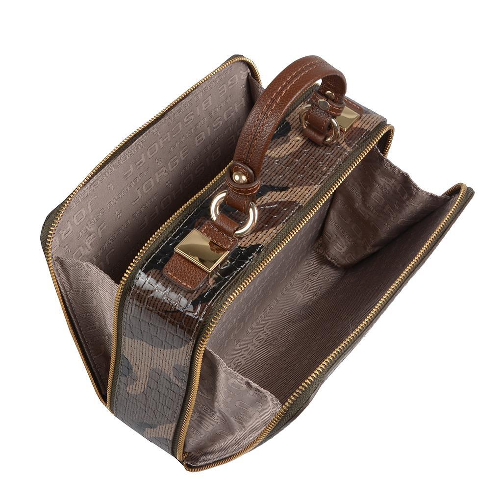 Bolsa box tiracolo camuflada militar I19 5