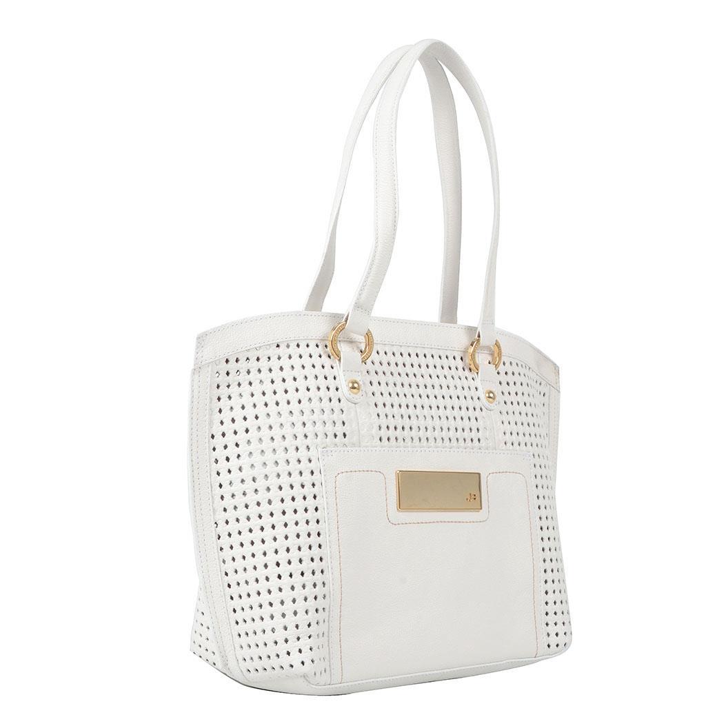Bolsa sacola branca V19 2