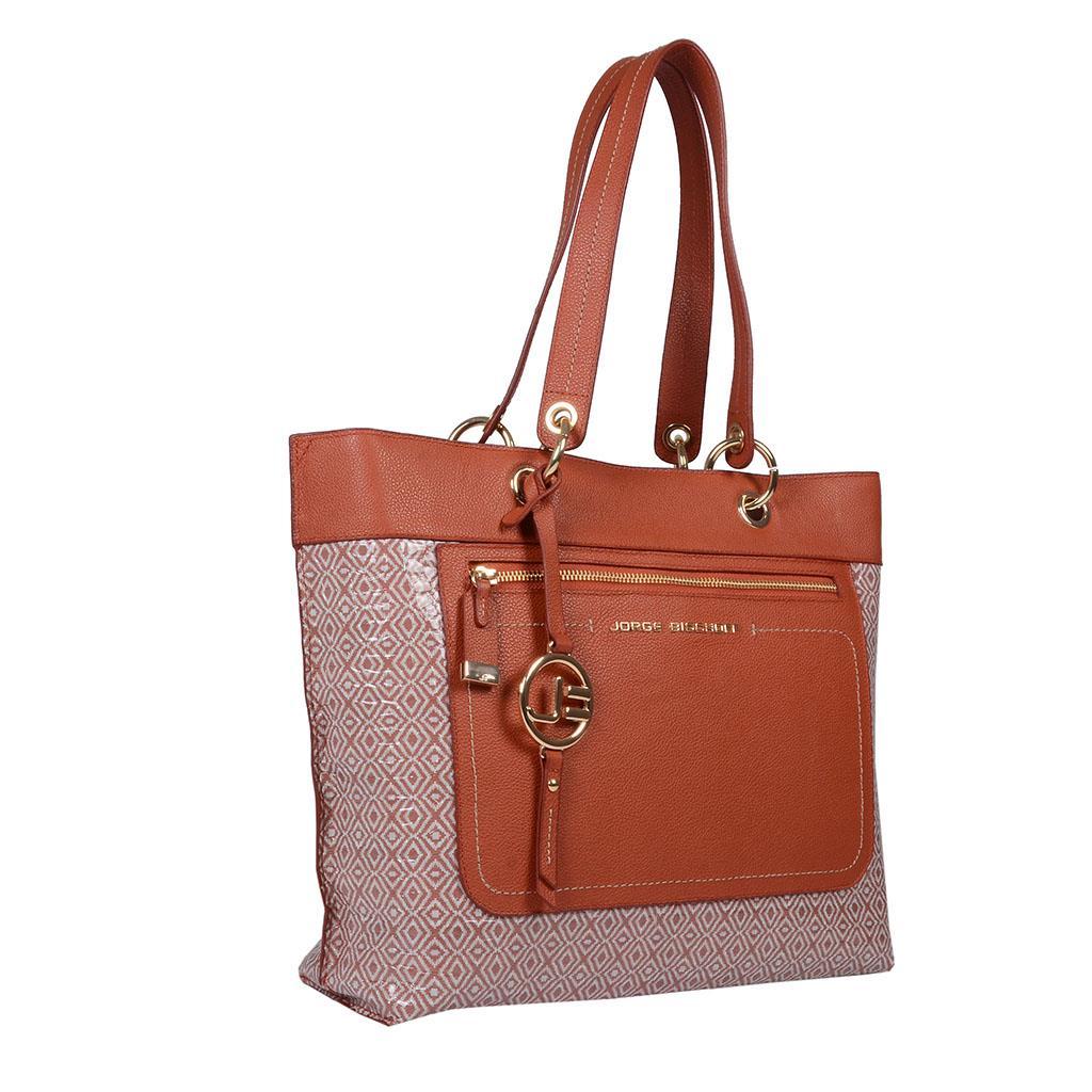 Bolsa sacola terracota I19 2
