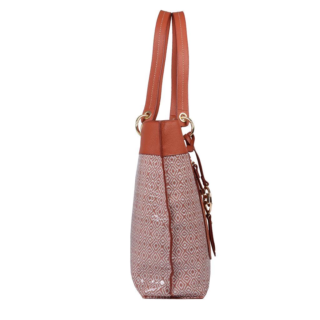 Bolsa sacola terracota I19 3