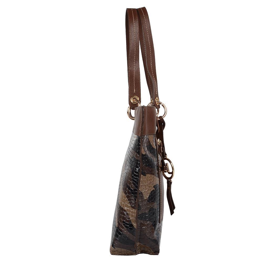 Bolsa sacola camuflada militar I19 3