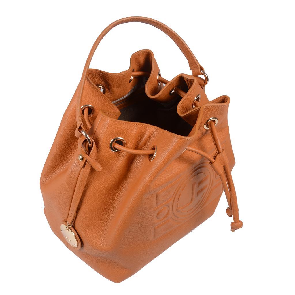 Bolsa Saco Whisky com Bag Charm V20 5