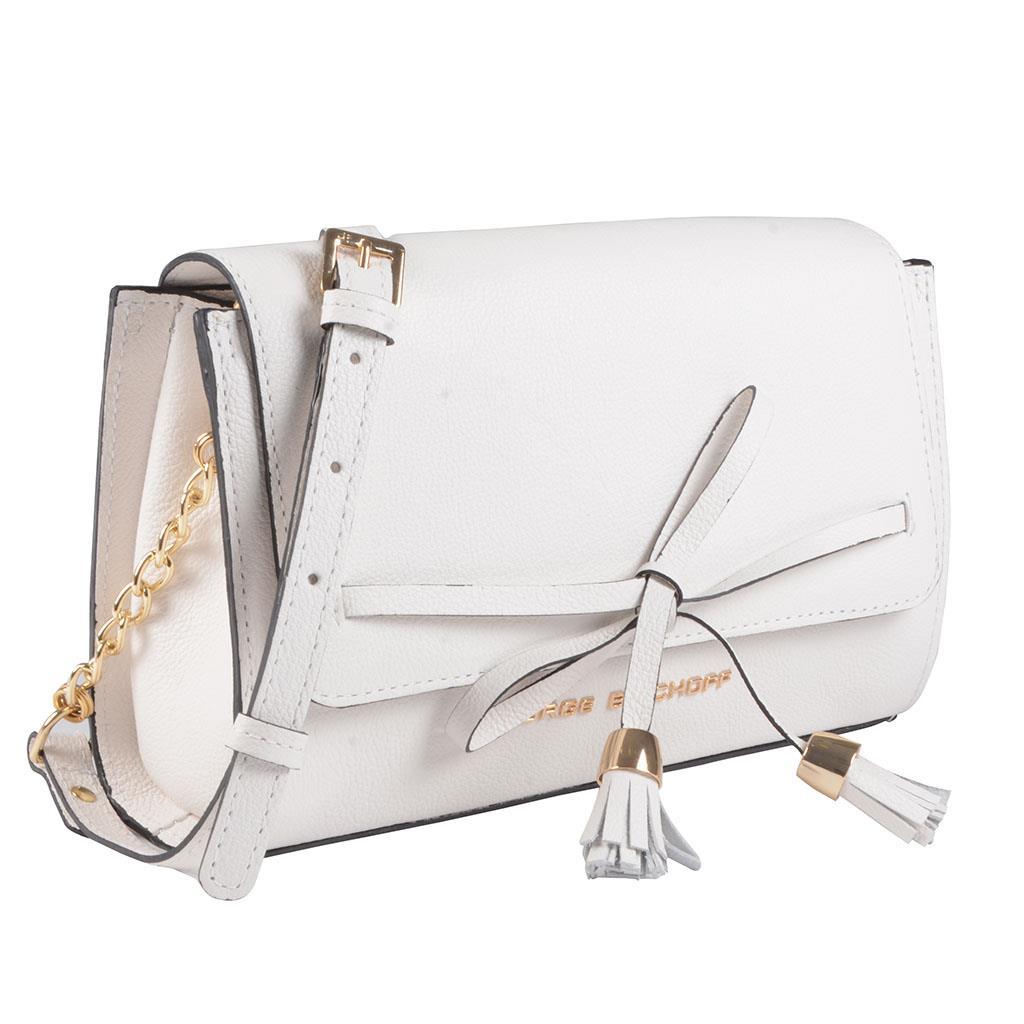 Bolsa tiracolo branca I19 2