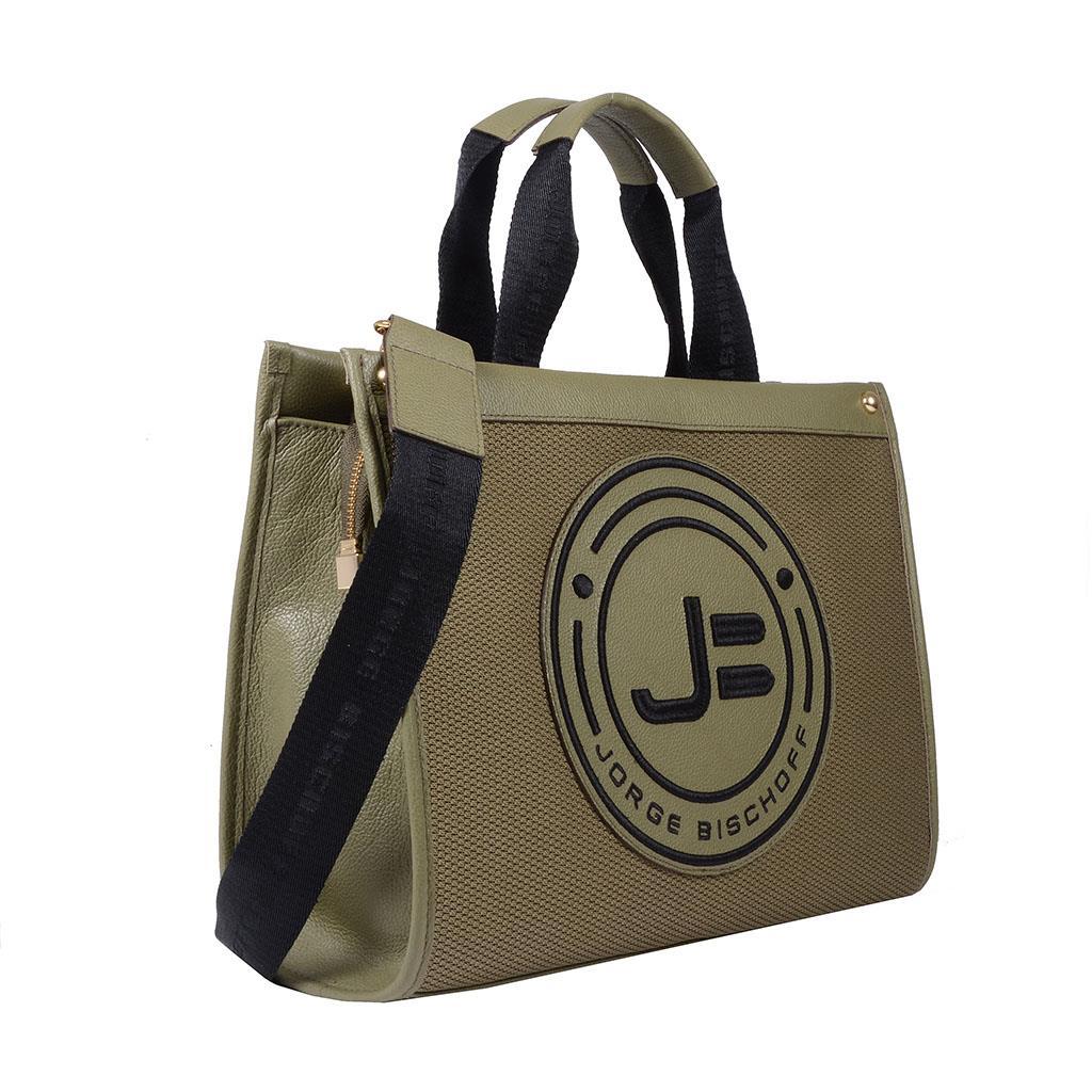 Bolsa sacola verde militar I19 2