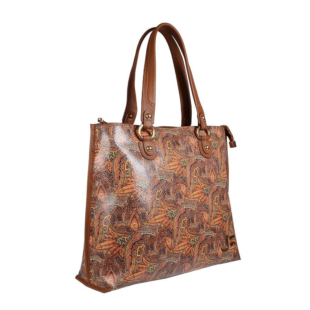 Bolsa sacola paisley I19 2