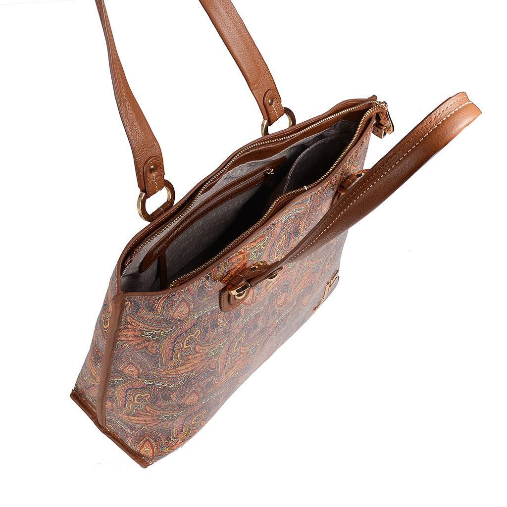 Bolsa sacola paisley I19 5