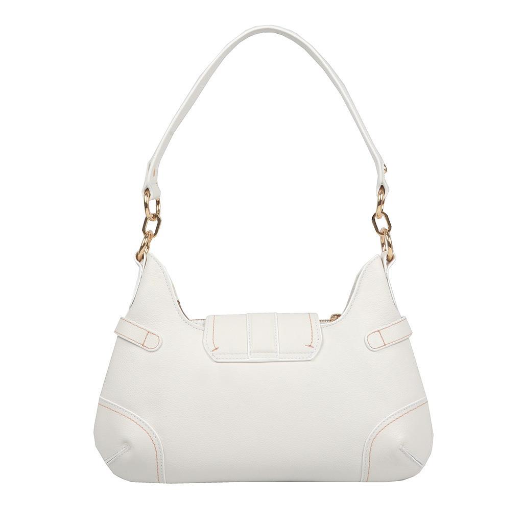 Bolsa baguete branca V20 4