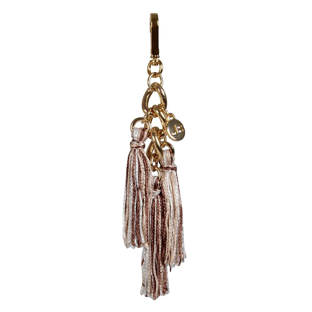 Chaveiro (bag charm) mix nude V19