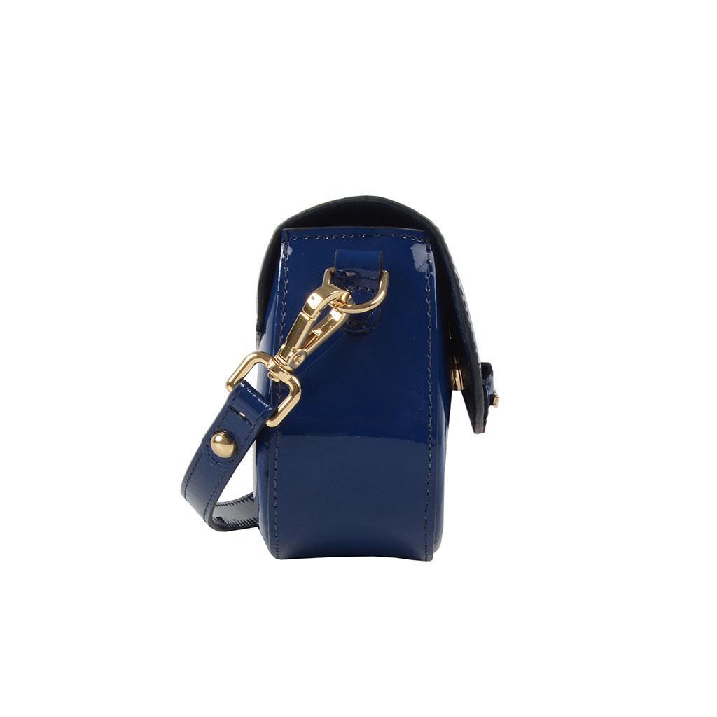 Clutch azul índigo V19 3