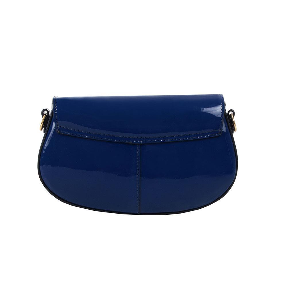 Clutch azul índigo V19 4
