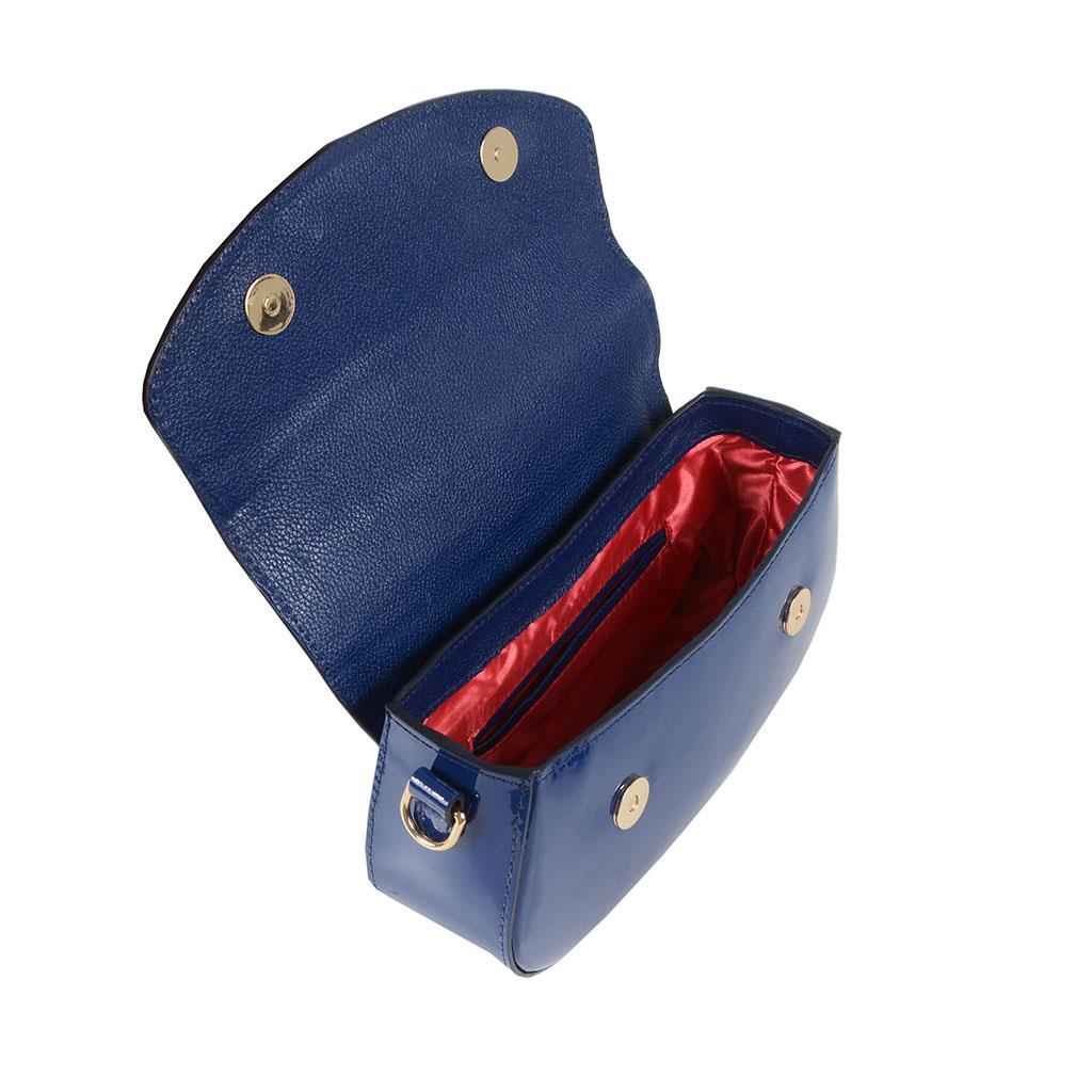 Clutch azul índigo V19 5