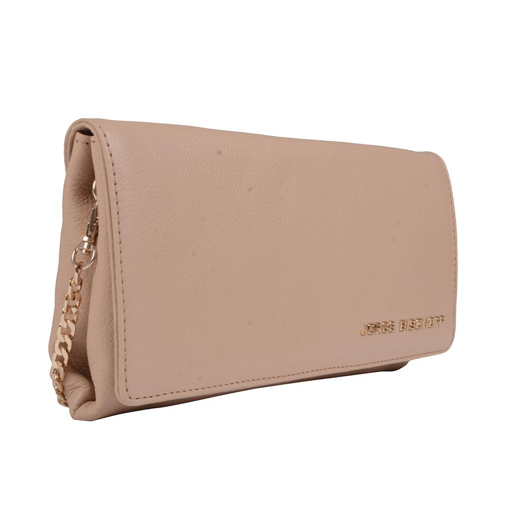 Clutch (festa) estruturada blush I19 2