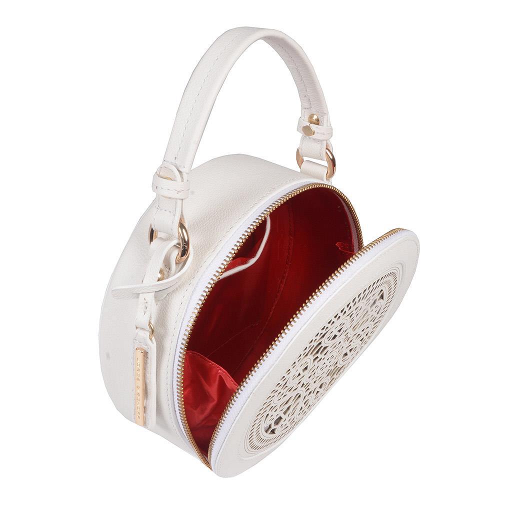 Bolsa Box (Redonda) Branca V20 5