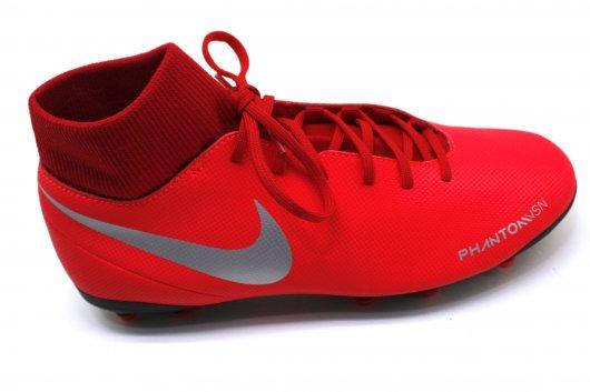Chuteira Campo Nike Phantom Vsn Club DF FG/MG