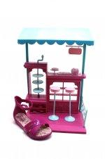 Imagem - Sandália Infantil Barbie Confeitaria cód: 155736