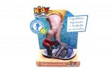 Imagem - Sandalia Infantil Kidy Baby Equilibrio cód: 151992