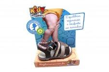Imagem - Sandalia Infantil Kidy Baby Equilibrio cód: 151991