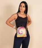 Bolsa Feminina Rafitthy Tie Dye Colors 5