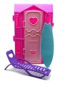 Sandália Infantil Barbie Dream House 5