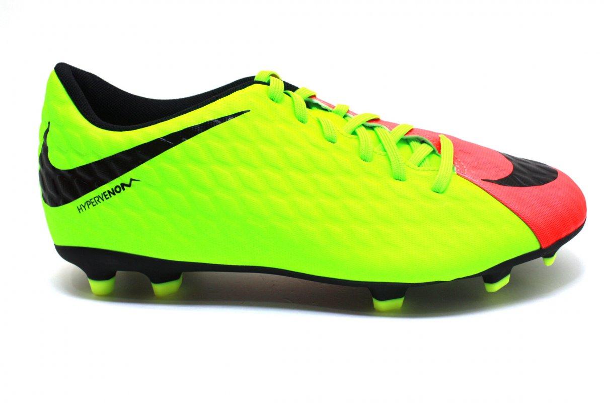 09101f79f7 Chuteira Nike Hypervenom Phade