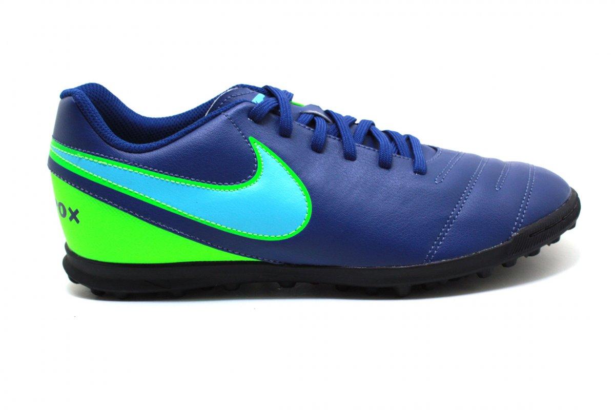 c7e0017535 Chuteira Nike Tiempox Rio III TF