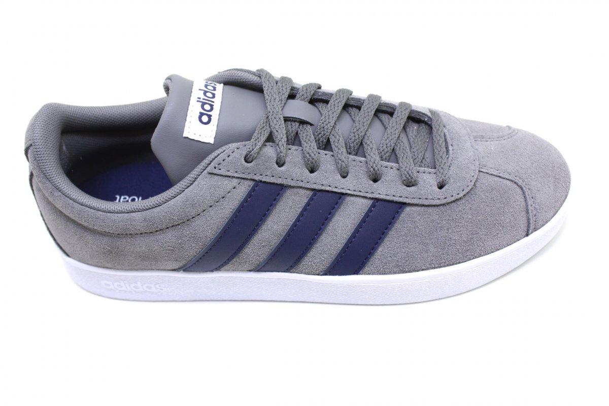 Tênis Masculino Adidas VL Court 2.0 c852315d1d746