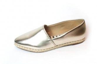 Imagem - Alpargata Ouro My Shoe cód: 000213
