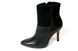 Imagem - Bota  Salto Fino Cano Curto My Shoe cód: 000310