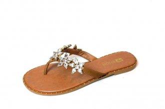 Imagem - Rasteira My Shoe Pedra cód: 000243