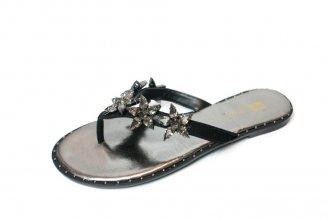 Imagem - Rasteira My Shoe Pedra cód: 000241