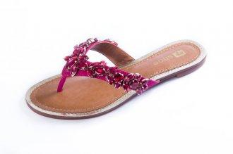 Imagem - Rasteira  My Shoe Pedra cód: 000240