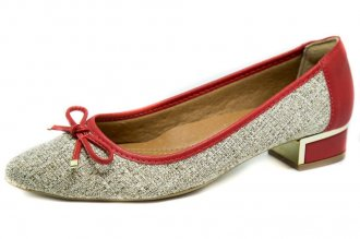 Imagem - Saltinho Linhaça & Jambo My Shoe cód: 000145